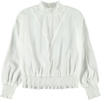 Sassa blouse Name It kids girls snow white