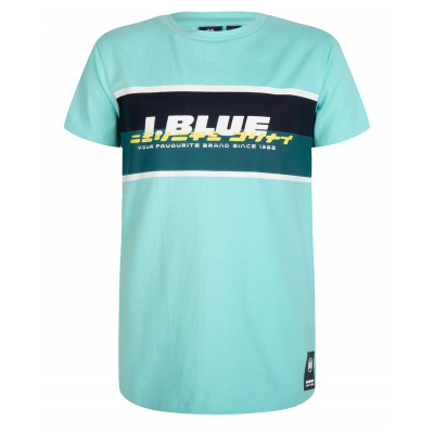 T-shirt your favorite IBJ boys aqua splash