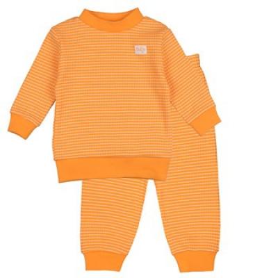 Pyjama Feetje orange