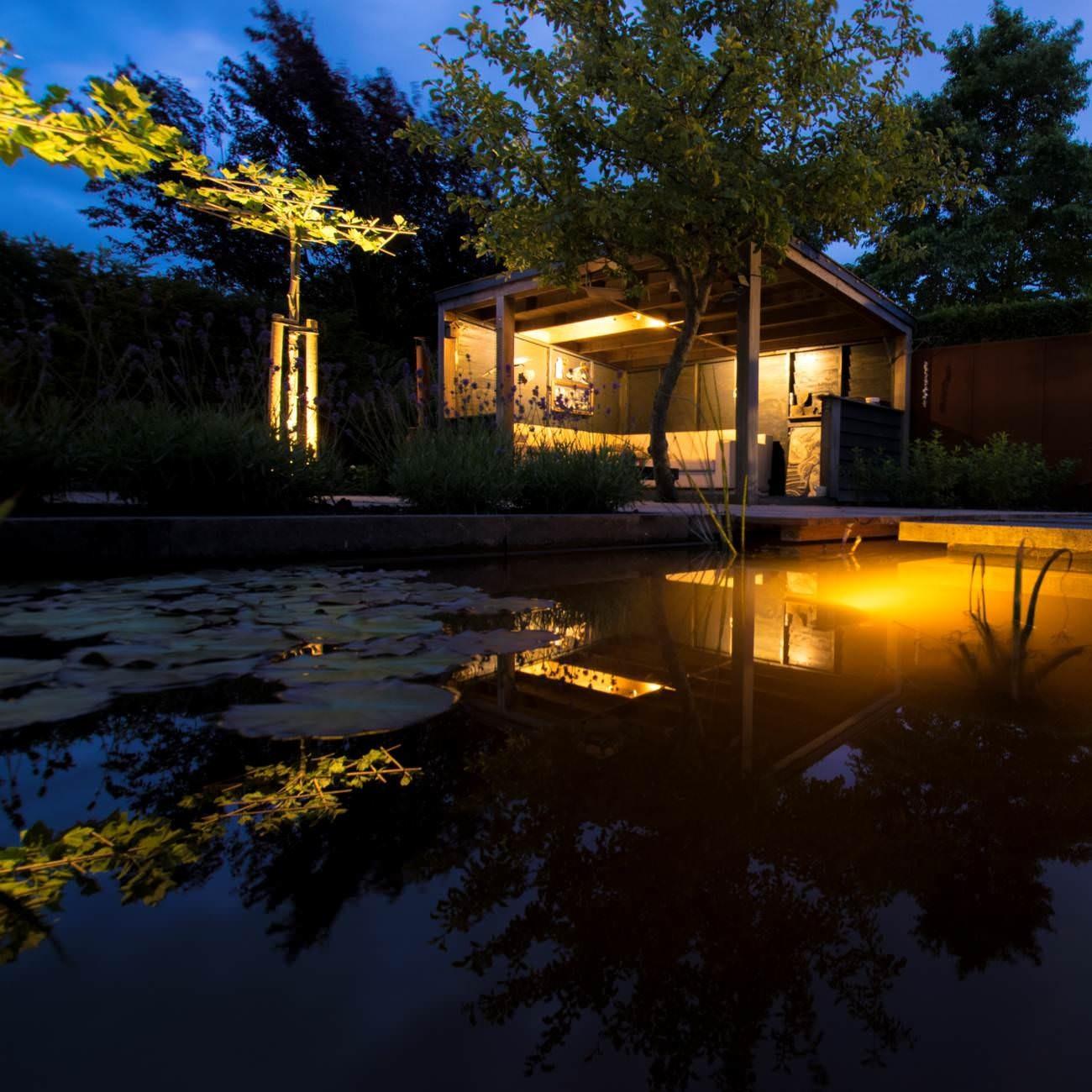 Sfeerfoto LED Tuinverlichting