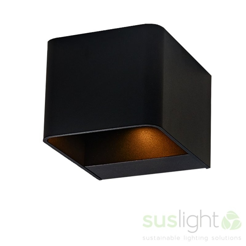 ​Sus Square Black- 230V 4.0Watt