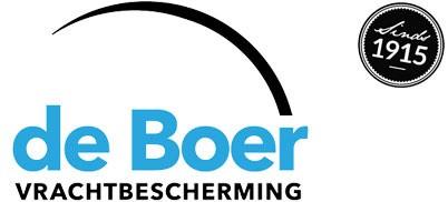 logo van De Boer Vrachtbescherming B.V.