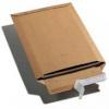 Foto van Verzendenveloppen karton - 250x350 mm bruin