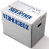 Foto van Verhuisdoos wit dubbelgolf - 483 x 320 x 360 mm