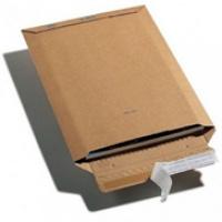 Verzendenveloppen karton - 250x350 mm bruin