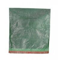 Afvalzakken HDPE groen - 55 x 60 cm x 18 my