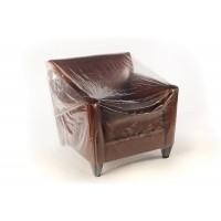 Plastic meubelhoezen 180 x 130 cm - LDPE transparant 50 my