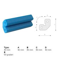 Nomapack System HD - 40 mm - doos à 42 stuks