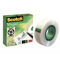 Scotch Magic Tape - 19 mm x 33 mtr.