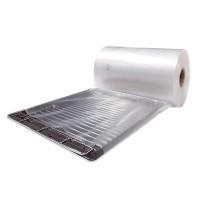 Buisfolie 10 cm - LDPE transparant 100 my