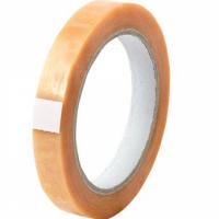 PVC tape transparant 12 mm x 66 mtr. per rol