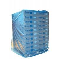 Pallethoes MDPE - 130 x (2x50) x 230 cm x 30 my