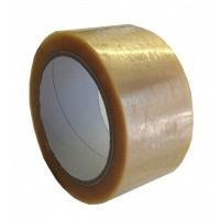 PVC tape bruin 48 mm x 66 mtr. per rol