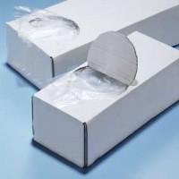 Plastic zak met zijvouw / LDPE harmonicazakken - 14 x 4 x 32 cm x 20 my