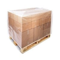 Pallethoes LDPE - 125 x 52,5 x 281 cm x 30 my