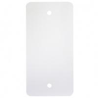PVC labels wit - 54 x 108 mm