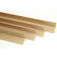 Hoekprofiel karton 2000 x 45 x 45 x 3 mm