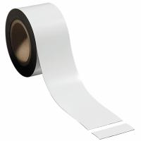 Magneetband 8 cm x 5 mtr.