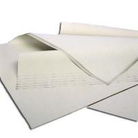 Zijdepapier 50 x 75 cm - wit 22 grams
