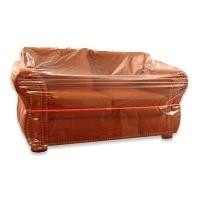 Plastic meubelhoezen 280 x 130 cm - LDPE transparant 70 my
