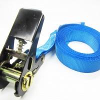 Spanband 50 mm - 1-delig met ergoratel 9 mtr.