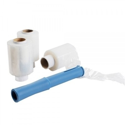 Ministretch dispenser voor 10 cm folie