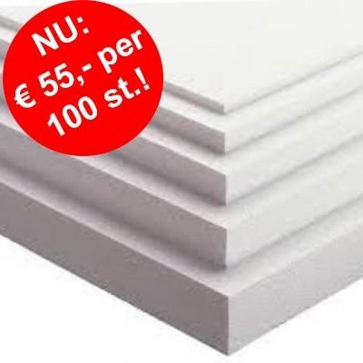 Piepschuim stroken EPS 15, 1050x170x30 mm