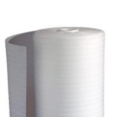 Afbeelding van Schuimfolie - ( PE - foam ) 1 mm x 125 cm x 500 mtr