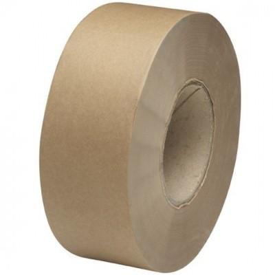 Foto van Papieren tape bruin - 50 mm x 50 mtr.