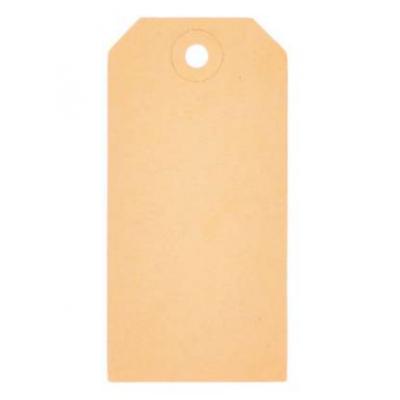 Foto van Kartonnen labels - 30 x 60 mm, 200 gr/m²