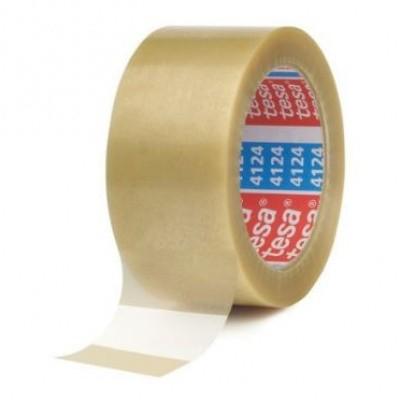 Foto van PVC tape 'TESA 4124' - 25 mm x 66 mtr.