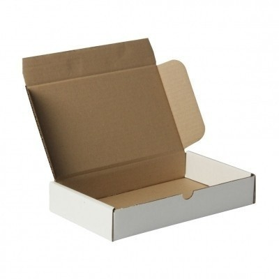 Foto van Postdoos P-pack - 220 x 160 x 90 mm