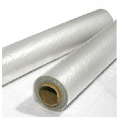 Foto van LDPE folierollen transparant - 100 cm x 100 mtr. x 20 my
