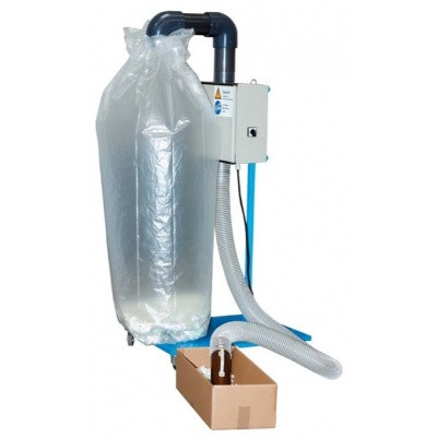 Plastic zak t.b.v. chipszuiger