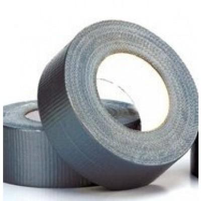 Foto van Duct tape 48 mm x 50 mtr. - grijs