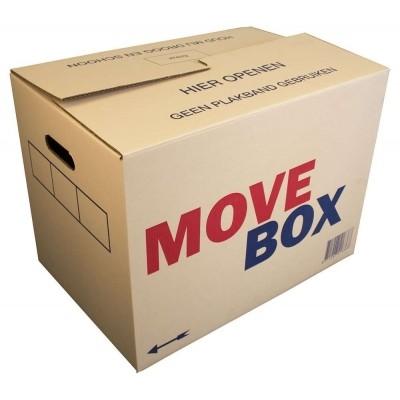 Foto van Verhuisdoos MOVE BOX 483x318x356 mm