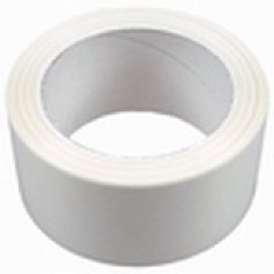 Foto van PVC tape wit - 50 mm x 66 mtr.