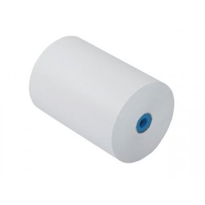 Foto van Gebleekt kraft 40 cm rol 10,5 kg pakpapier