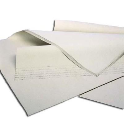 Foto van Zijdepapier 50 x 75 cm - wit 22 grams