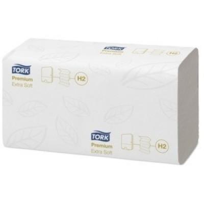 Afbeelding van Tork Premium Hand Towel interfold extra soft 212 x 340 mm