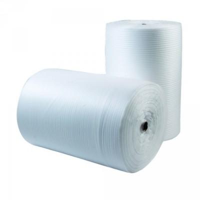 Afbeelding van Schuimfolie - ( PE - foam ) 1 mm x 100 cm x 500 mtr