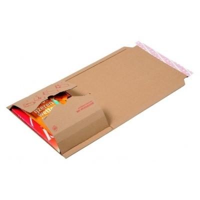 Foto van Bookpack wikkel 330 x 270 x 76 mm