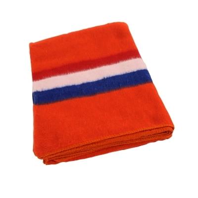 Foto van Verhuisdeken 1350 gr. 150x200 cm oranje