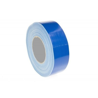 Foto van Vloermarkeringstape 50 mm x 33 mtr. blauw