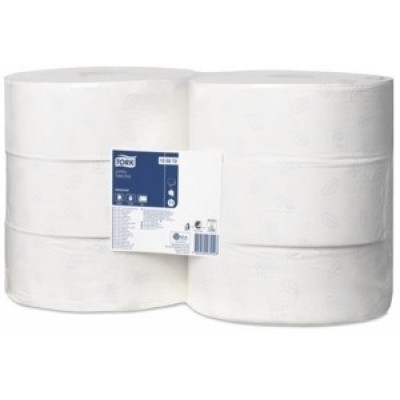 Foto van Tork Advanced Toilet Paper Jumbo Roll 100 mm x 360 m