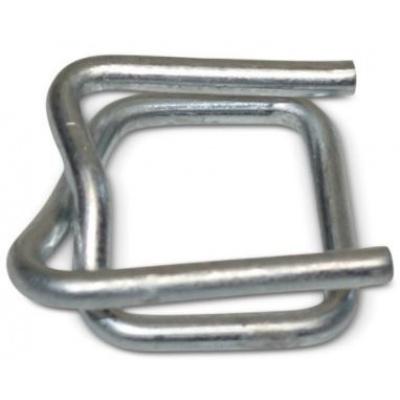 Foto van Metalen gespen B6 -19 mm