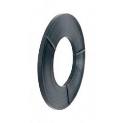 Staalband 13 x 0.50 mm EW zwart gelakt
