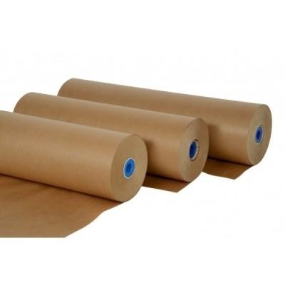Afbeelding van Natronkraft kraftpapier rollen 80 cm 70 grams