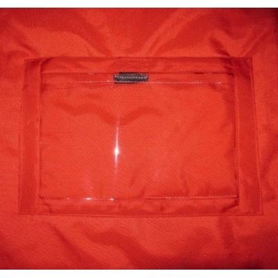 Afbeelding van Amerikaanse koelkasthoes 95 x 75 x 175 cm DELUXE