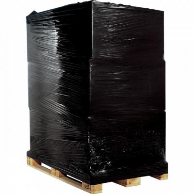 Afbeelding van Handrekwikkelfolie zwart 20 my x 50 cm x 300 mtr